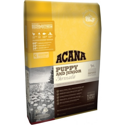 ACANA puppy junior 13,5 kg