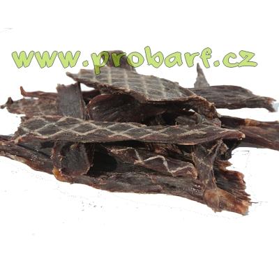 sušené HOVĚZÍ MASO 50 g